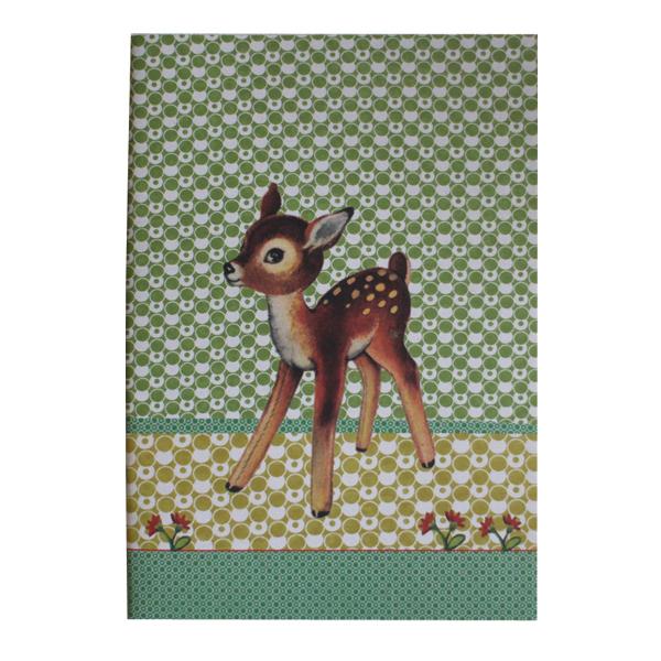Hefte A5 Bambi