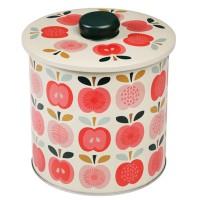 Gebäckdose Apfel