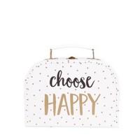 Koffer Choose Happy M